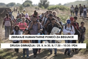 akcija begunci
